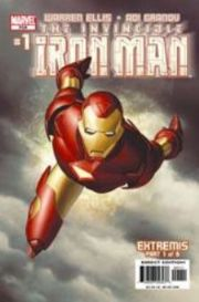Iron Man Comics (2004 Series)